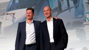 Lackmustest für Airbus