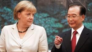 """Merkel sieht sich """"sehr ernst genommen"""""""
