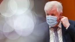 Seehofer plant Einreiseverbote aus Mutationsgebieten