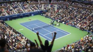 Tennis fernab der Realität