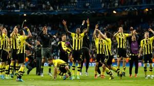 Dortmund übersteht den Orkan von Bernabeu