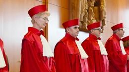 Doris König soll Vizepräsidentin des Bundesverfassunggerichts werden