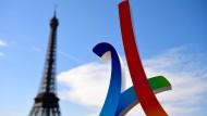 Paris darf zuerst: Die olympischen Sommerspiele finden 2024 in Paris statt.