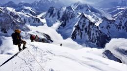 Aufbruch zum K2