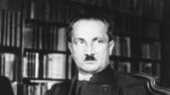 Gespenstisches Erbe: Martin Heidegger
