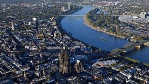 In Köln müssen 10.000 Menschen ihre Wohnung verlassen