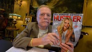 Porno-Verleger bietet zehn Millionen Dollar für Infos über Trump
