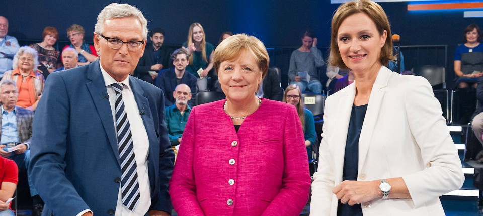 Zdf Klartext Frau Merkel