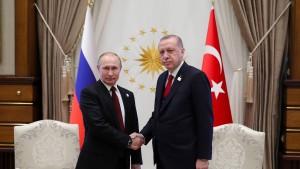 Moskau und Ankara rücken näher zusammen