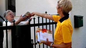 Dein Briefträger, Freund und Altenpfleger