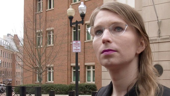 Whistleblowerin Chelsea Manning in Gewahrsam
