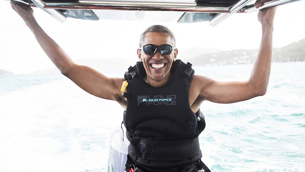Das süße Leben des Barack O.