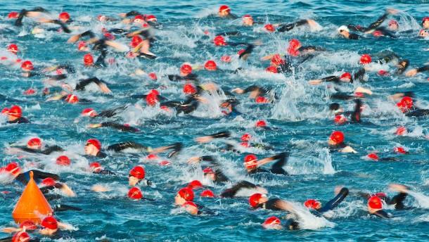 Triathleten aus 65 Nationen am Start