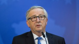 "Juncker: ""Keep calm and carry on"""