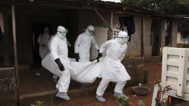 Mögliches Ebola-Mittel braucht noch mehr Tests