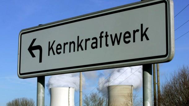 Streit über Staatshilfen für Atomkraft