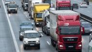 Mehr als 54 Millionen Kraftfahrzeuge sind in Deutschland derzeit registriert.