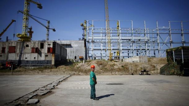 Bulgarien sucht Investoren für halbfertiges Atomkraftwerk