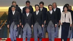 Japans Regierung manipuliert Behindertenquote