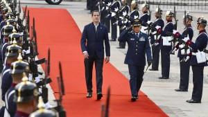 Venezuelas Oppositionschef reist zu Treffen mit Pompeo