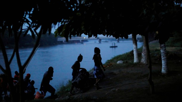 Weitere schockierende Bilder von Migranten in Mexiko