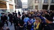 Proteste gegen Putin