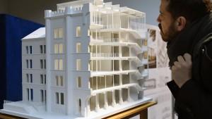 Architektenhonorare in der Schwebe