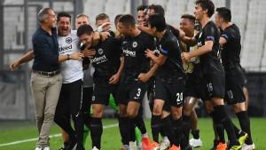 Sieg der Moral bei Eintracht Frankfurt