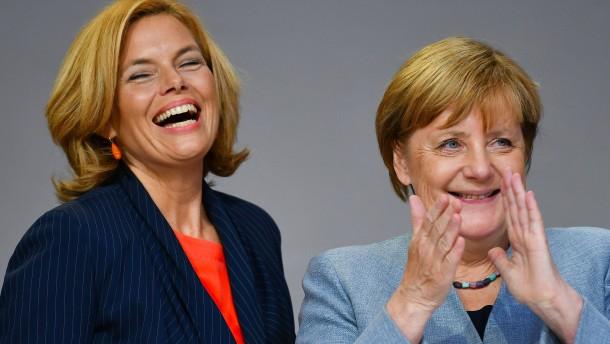 So kann Angela Merkel die Frauenquote anheben