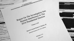 Das steht im Mueller-Bericht