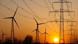 Ökostrom-Umlage sinkt auf 3,7 Cent pro Kilowattstunde