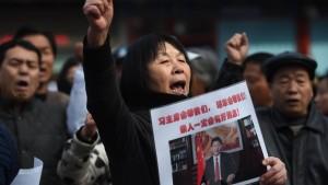 Angehörige wütend über MH370-Ermittler