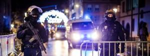 Frankreich ruft nach dem Anschlag auf den Straßburger Weihnachtsmarkt die höchste Terror-Warnstufe aus.