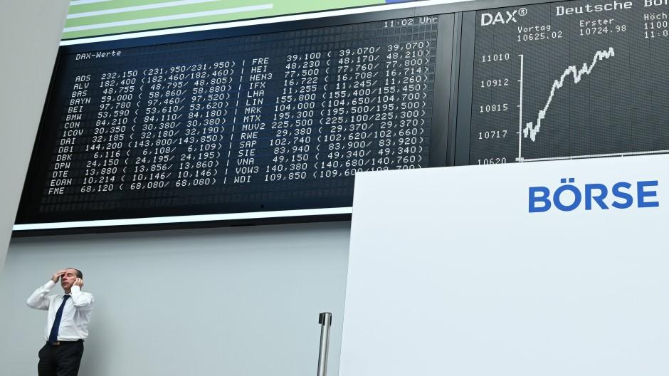 Die Aktienmärkte bieten Renditechancen: Es gilt, sie zu nutzen.