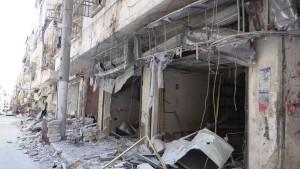 Kämpfe in der Altstadt von Aleppo dauern an