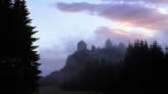 Abschottung: Die Burg Gallenstein in der Steiermark