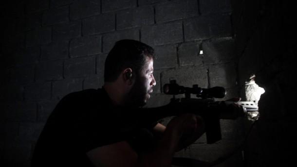 Schwere Gefechte in Aleppo