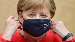 Merkel: Tragen von Masken bleibt unverzichtbar