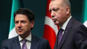 Putin und Erdogan kommen zu Libyen-Gipfel nach Berlin