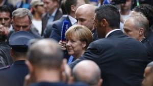 Merkels Treffen mit Putin abgesagt