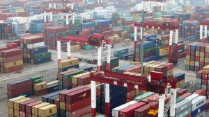 Chinas Wirtschaft wächst schwächer