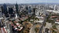Panama Stadt.