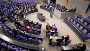 Bundestag darf gegen Abkommen verstoßen