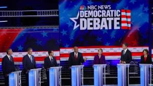Startschuss für den Wahlkampf der Demokraten