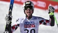 Hannes Reichelt holte WM-Gold.