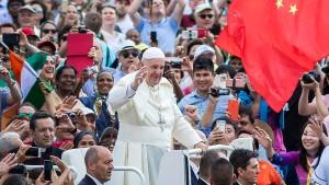 Die Katholiken in China verstehen den Papst nicht mehr