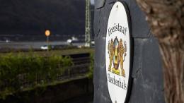 """Der ungewollte """"Freistaat Flaschenhals"""""""