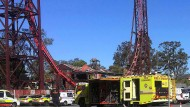 Vier Tote bei Unfall in Wildwasserbahn in Australien