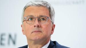 Früherer Audi-Chef Stadler wird aus der U-Haft entlassen