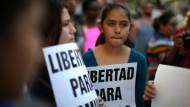Illegale Einwanderer fürchten die Abschiebung